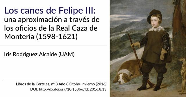 Banner Los canes de Felipe III