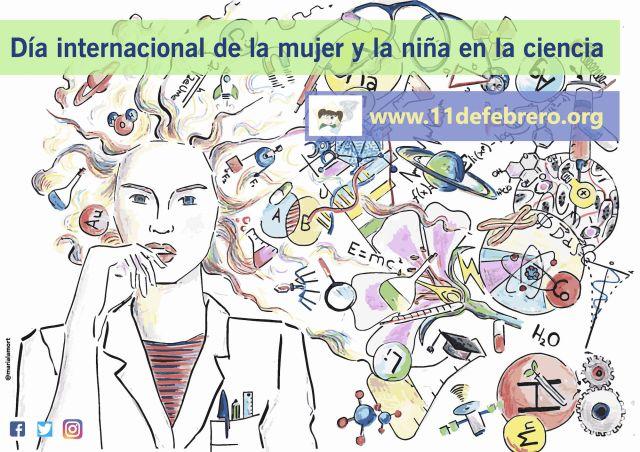 Cartel 11 de Febrero (María del Álamo Ortega: @marialamort)