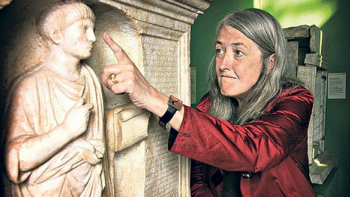 Mary Beard Arqueólogas e Historiadoras 11F