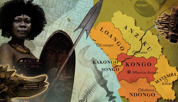 """Una """"moderna"""" amazona: la reina Njinga Mbande de Angola y su feroz resistencia contra losportugueses"""