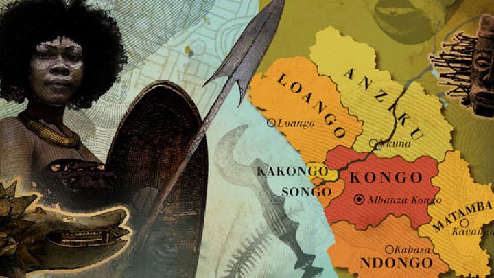 Njinga/Nzinga Mbande, reina de Angola