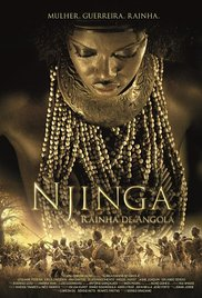 Carátula película: Njinga, Rainha de Angola (2013)