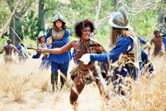 Fotograma de la película 'Njinga, Rainha de Angola' (2013).