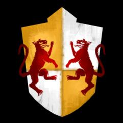 Escudo heráldico del Reino de Ferelden.