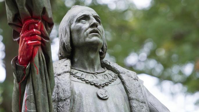 La apropiación del Almirante o Cuando las estatuas de Colón hacían «furor» en mediomundo