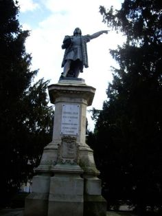 Plaza de Colón (Salamanca). Eduardo Barrón (1893).