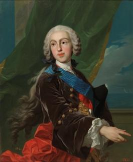 Retrato del Infante Felipe de Borbón y Farnesio (Museo del Prado, c. 1740)