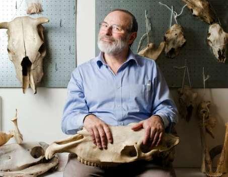 El arqueozoólogo Jean-Denis Vigne