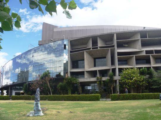 Casa de la Cultura Ecuatoriana, sede actual del MuNa