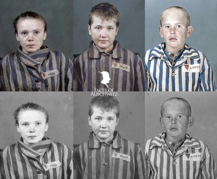 Faces of Auschwitz Project