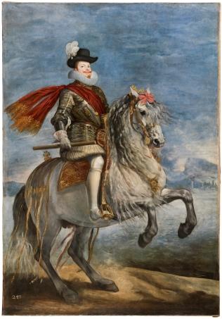 Retrato ecuestre de Felipe III (Museo del Prado)