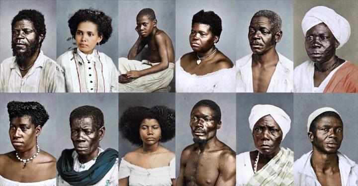 Los rostros de la esclavitud en el Brasilcolonial