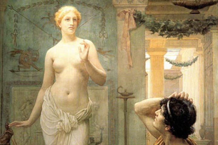 Pigmalión y Galatea (Ernest Norman, 1886)