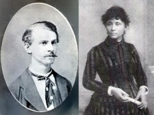 Albert y Lucy Parsons